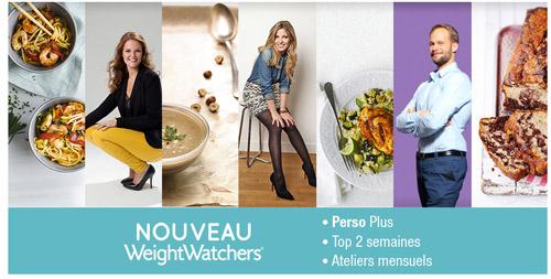 Offre weight watchers online